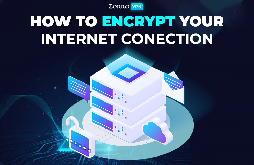 How to encrypt your Internet connection with Zorro VPN