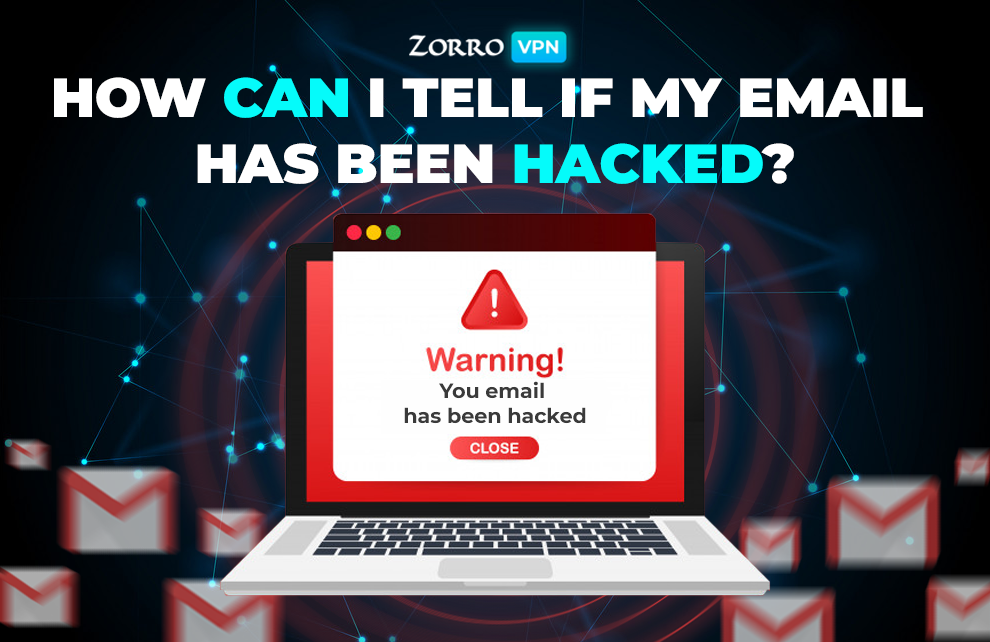 How can I find out if my email address has been hacked?