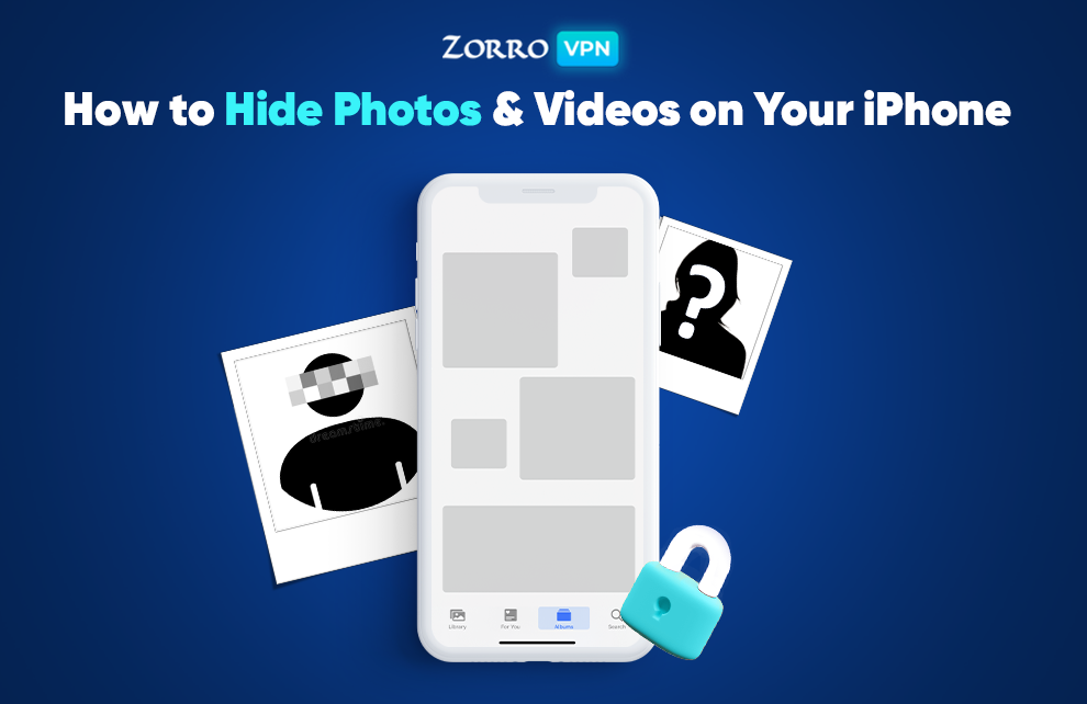 Hide Private Photos and Videos on Your iPhone